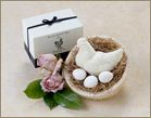 Hen and Eggs Soap
