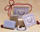 Lavender Soap Set