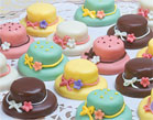 Petit Four Hats